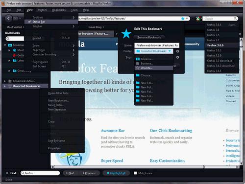 SmallringFX Dark : Cool and Elegant Dark Themes for Firefox