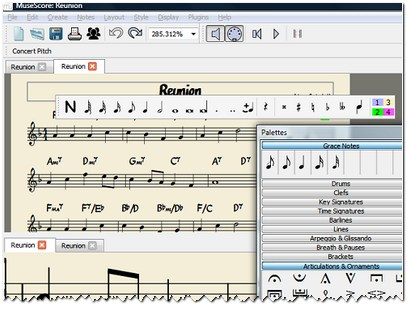Notate and Compose Music with MuseScore - TechnoGadge