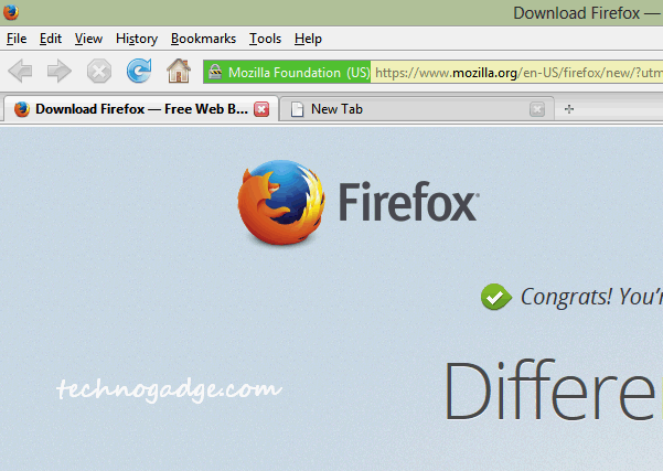 How to make Firefox look like Firefox 2?