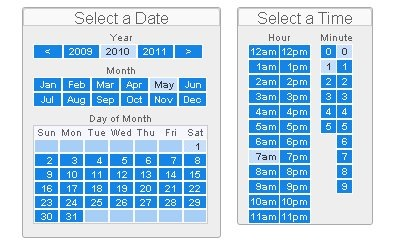 Download Any+Time Date / Time Picker - TechnoGadge